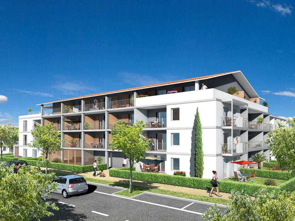 residence 90 33 appartements neufs blagnac haute garonne midi pyr n es le 13 10 2018. Black Bedroom Furniture Sets. Home Design Ideas
